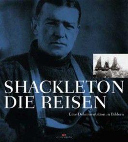 Shackleton, Die Reisen