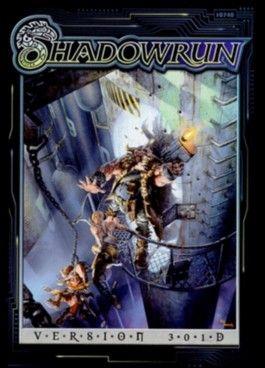 Shadowrun 3.01 D. Grundregelwerk