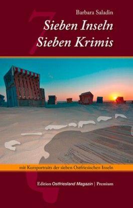 Sieben Inseln - Sieben Krimis