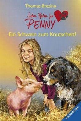Sieben Pfoten für Penny 9: Ein Schwein zum Knutschen!