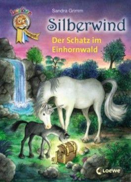 Silberwind – Der Schatz im Einhornwald
