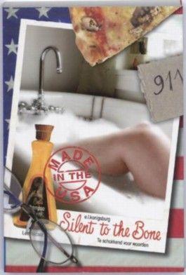 Silent to the bone / druk 1: te schokkend voor woorden