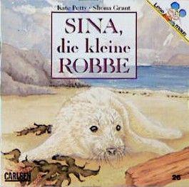 Sina, die kleine Robbe
