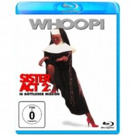 Sister Act 2, In göttlicher Mission, 1 Blu-ray