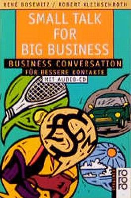 Small Talk for Big Business, m. CD-Audio