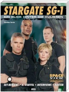 Space View Kultserien: Stargate SG-1