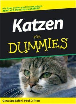 Spadafori: Katzen für Dummies