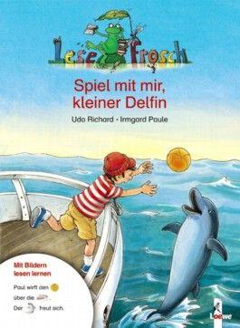 Spiel mit mir, kleiner Delfin