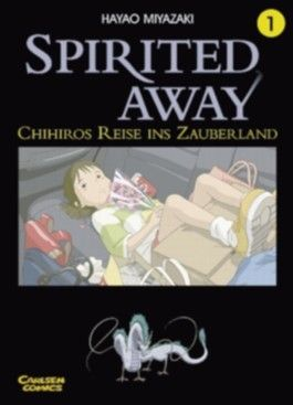 Spirited Away, Band 1: Chihiros Reise ins Zauberland