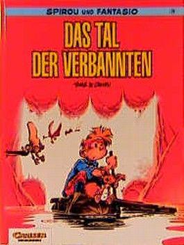 Spirou und Fantasio, Carlsen Comics, Bd.39, Das Tal der Verbannten
