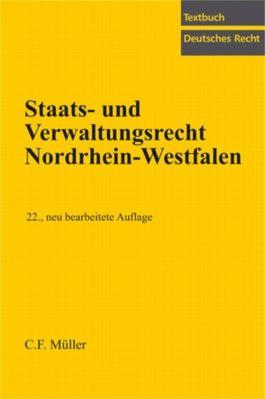 Staats- und Verwaltungsrecht Nordrhein-Westfalen