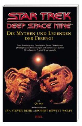 Star Trek - Deep Space Nine: Die Mythen und Legenden der Ferengi