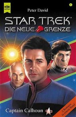 Star Trek, Die neue Grenze, Captain Calhoun
