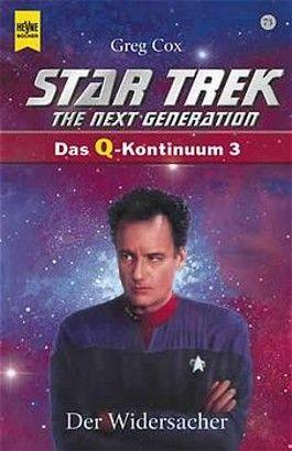 Star Trek, The Next Generation, Der Widersacher