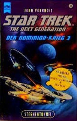 Star Trek. The Next Generation. Dominion- Krieg 3. Sternentunnel.