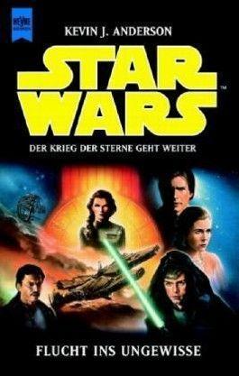 Star Wars, Flucht ins Ungewisse