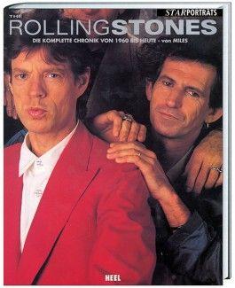 Starporträts: The Rolling Stones. Die komplette Chronik von 1960 bis heute