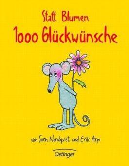 Statt Blumen 1000 Glückwünsche