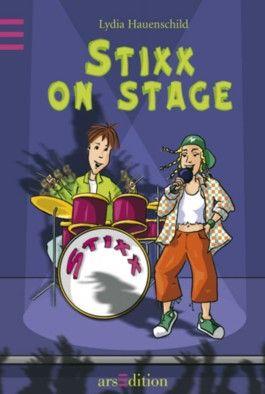 STIXX on Stage