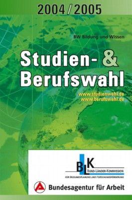 Studien- & Berufswahl 2004/2005