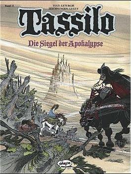 Tassilo, Bd.11, Die Siegel der Apokalypse
