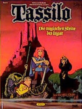 Tassilo, Bd.1, Die magischen Steine des Ingar