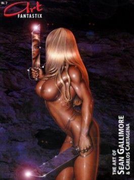 The Art of Carlos Cartagena & Sean Gallimore