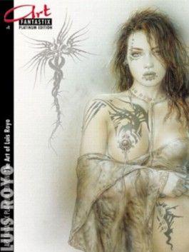 The Art of Luis Royo