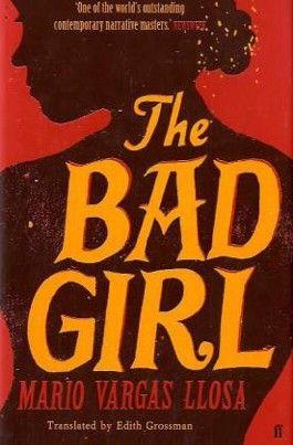 The Bad Girl. Das böse Mädchen, englische Ausgabe