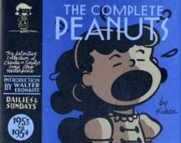 "The Complete ""Peanuts"" 1953 - 1954"