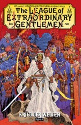 The League of Extraordinary Gentlemen. Bd.2