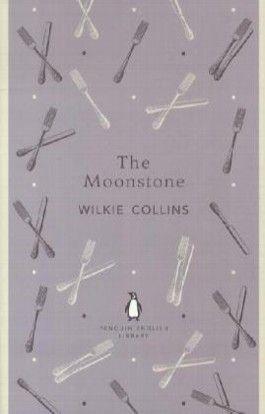 The Moonstone. Der Monddiamant, englische Ausgabe