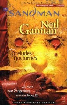 The Sandman -Preludes & Nocturnes