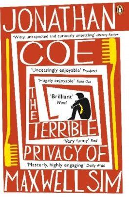 The Terrible Privacy of Maxwell Sim. Die ungeheuerliche Einsamkeit des Maxwell Sim, englische Ausgabe
