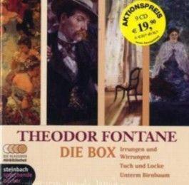 Theodor Fontane - Die Box