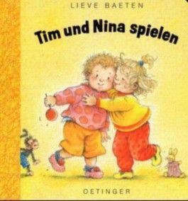 Tim und Nina spielen