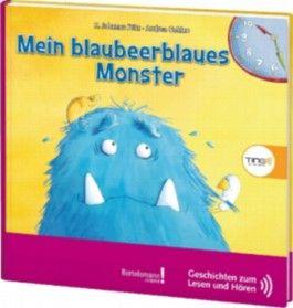 TING Mein blaubeerblaues Monster