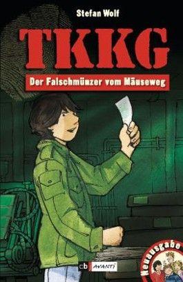 TKKG - Der Falschmünzer vom Mäuseweg