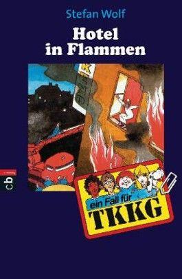 TKKG - Hotel in Flammen