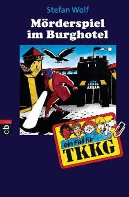 TKKG - Mörderspiel im Burghotel