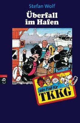 TKKG - Überfall im Hafen