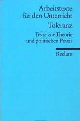 Toleranz