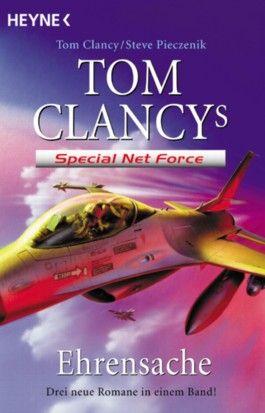 Tom Clancy's Special Net Force 8-10, Ehrensache