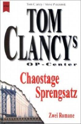 Tom Clancys OP-Center, Chaostage. Tom Clanys OP-Center, Sprengsatz