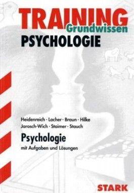 Training Psychologie / Psychologie
