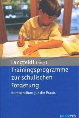 Trainingsprogramme zur schulischen Förderung