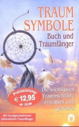 Traumsymbole, Buch u. Traumfänger