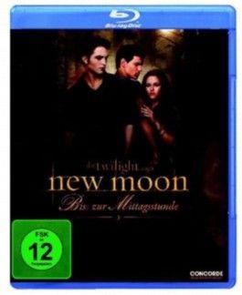 Twilight - New Moon - Bis(s) zur Mittagsstunde, 1 Blu-ray