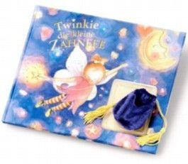 Twinkie, die kleine Zahnfee, m. Samtsäckchen