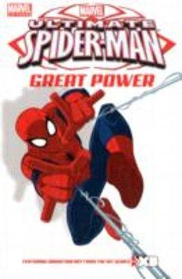 Ultimate Spider-Man Screen Cap Digest